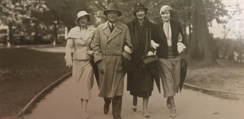 Hans Arnhold and Family 1