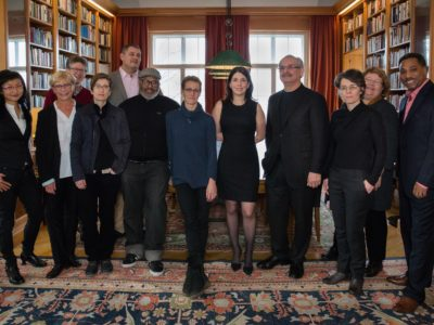 The Spring 2017 Class Of Fellows