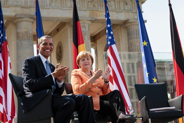 Germany, the United States, and the Emerging International Order