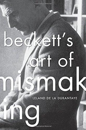 Book Cover Leland De La Durantaye