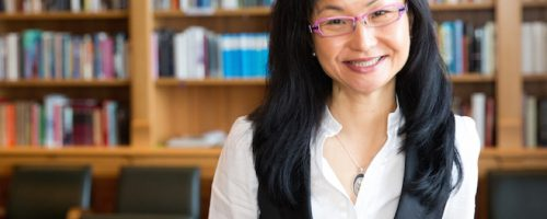 Fellow Spotlight (Audio): Wendy Hui Kyong Chun