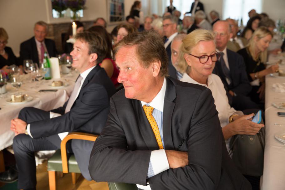William Drozdiak, Senior Advisor For Europe At McLarty Associates. Photo: Annette Hornischer