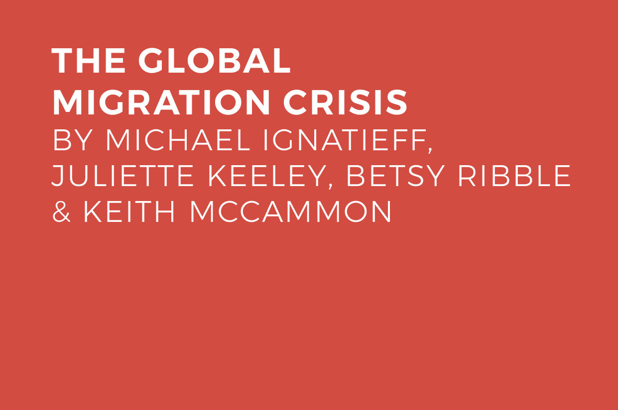 The Global Migration Crisis