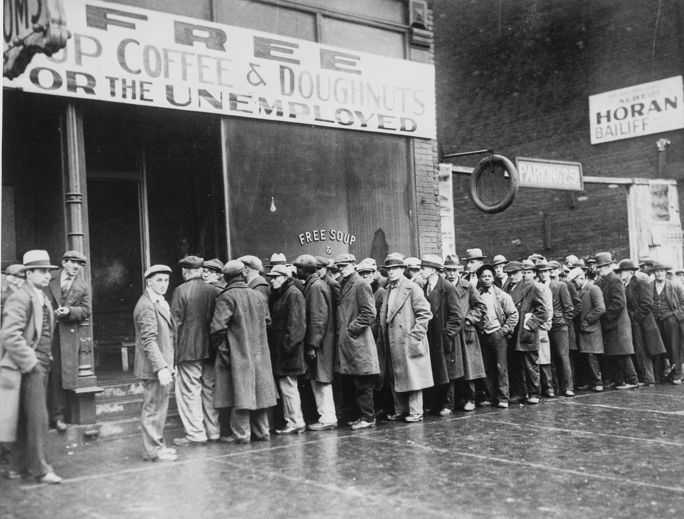Overlooked Crisis: The Postwar Collapse of Work for American Men
