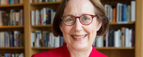 Fellow Spotlight: Nancy Foner