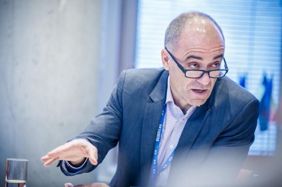 Volker Ziegler, Nokia. Photo: Andres Teiss