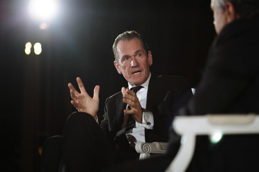 Academy trustee Matthias Döpfner, CEO of Axel Springer SE. Photo: Lauren Kallen