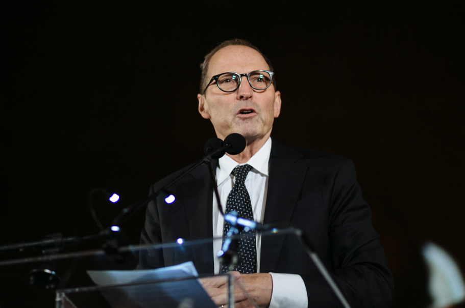 Michael P. Steinberg, president of the American Academy in Berlin. Photo: Lauren Kallen
