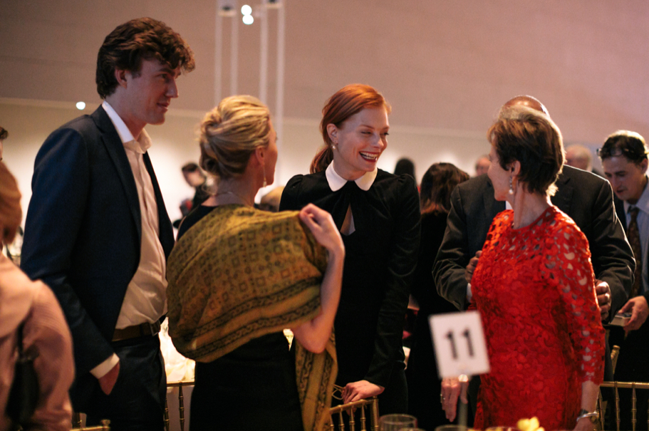 Jessica Joffe and Kati Marton at the 2017 American Academy in Berlin gala at The Met. Photo: Lauren Kallen