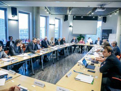 The Holbrooke Forum In Estonia