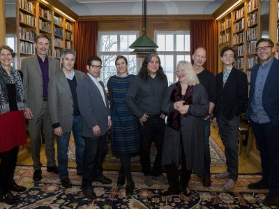Welcoming The Spring 2018 Class Of Fellows