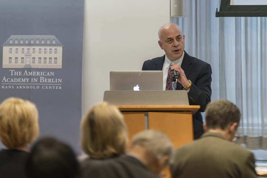 William Milberg, dean and professor of economics at The New School of Social Research. Photo: Oscar Frasser