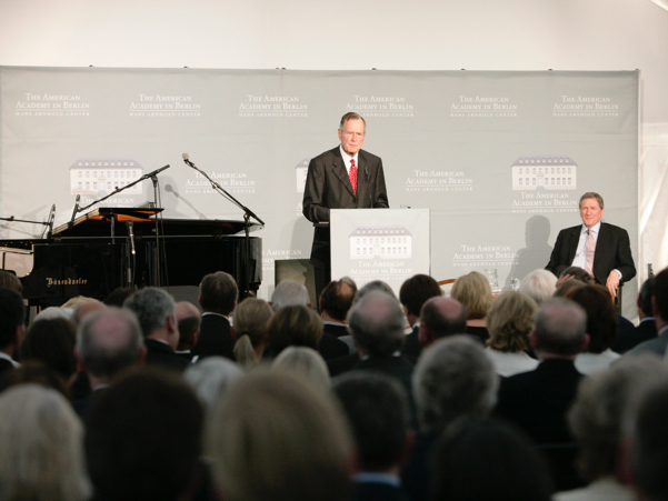 The 2008 Henry A. Kissinger Prize ceremony. Photo: Annette Hornischer
