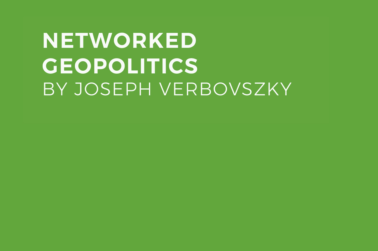 Networked Geopolitics