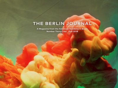 Berlin Journal 32