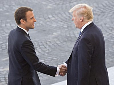 William Drozdiak On Emmanuel Macron And The Future Of Europe