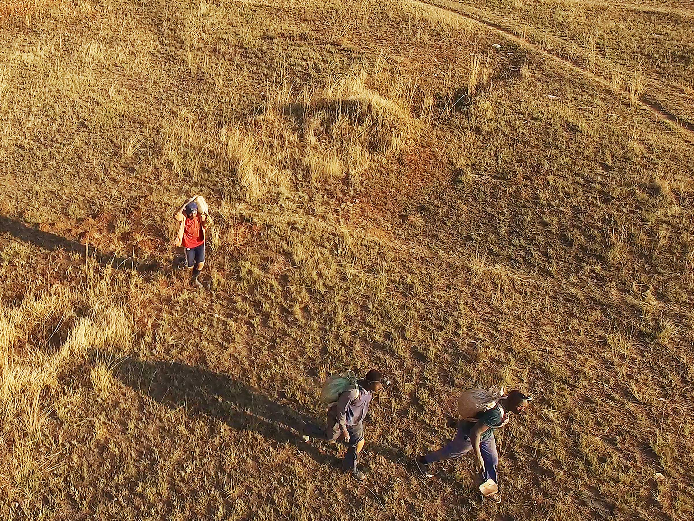 The Gamblers: The Zama Zama Miners of Southern Africa