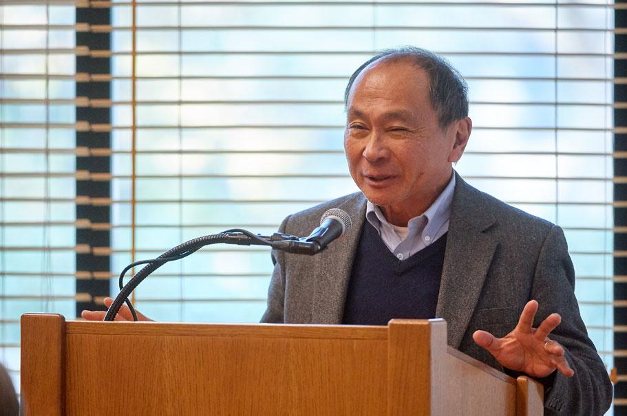 Francis Fukuyama. Photo: Brian Byllesby