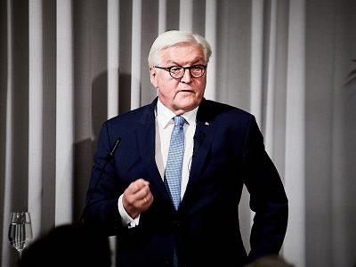 President Steinmeier Delivers The 2019 Fritz Stern Lecture