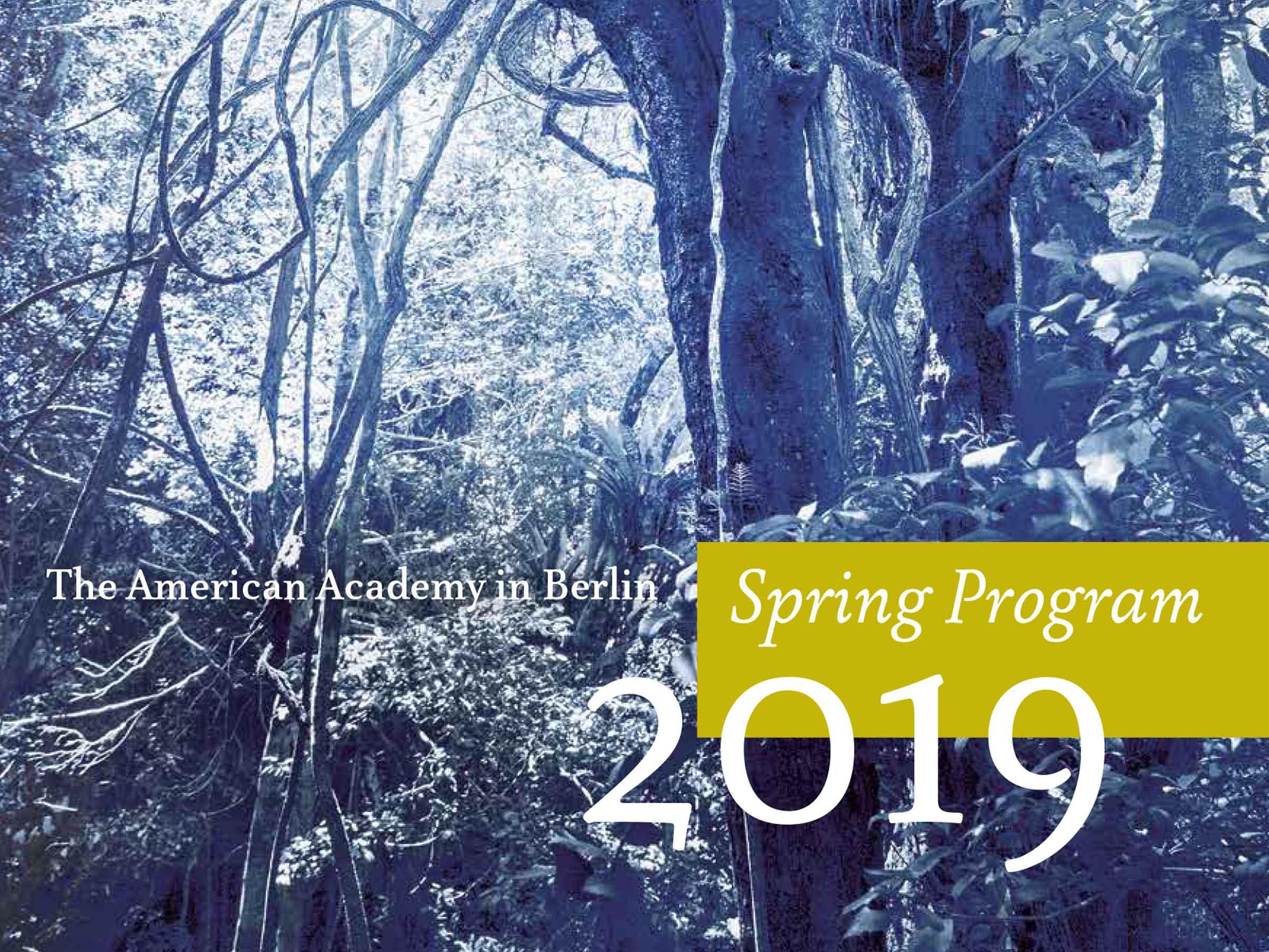 Spring2019program