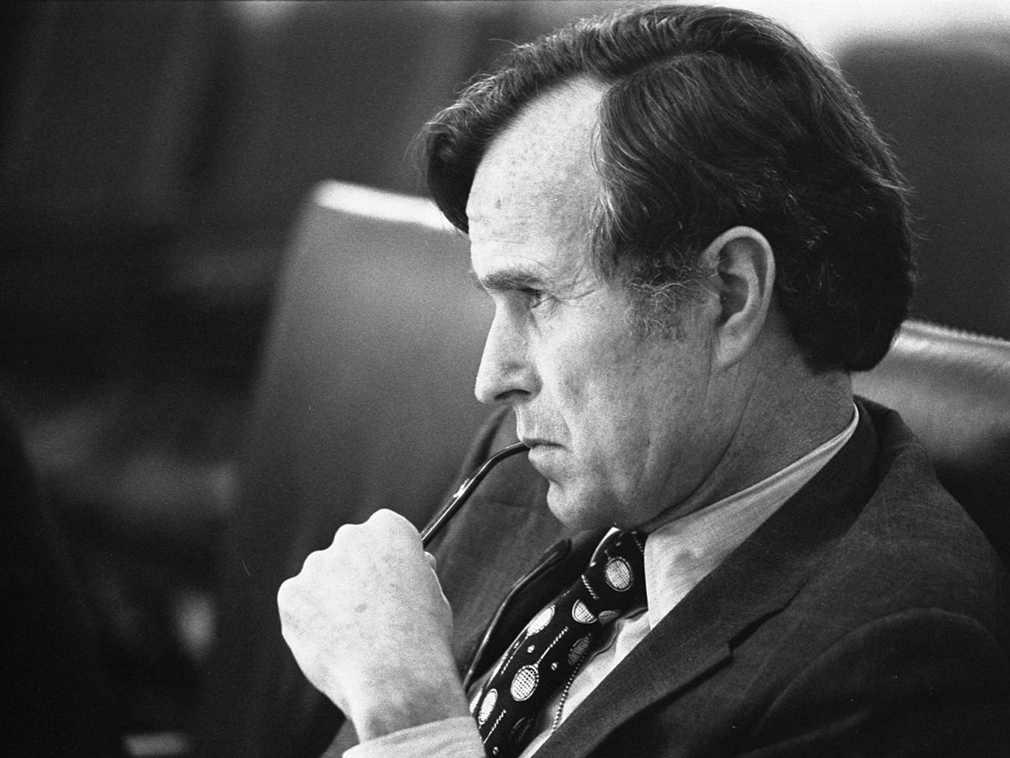 George H.W. Bush and the American Century: A Biographer's Reflections