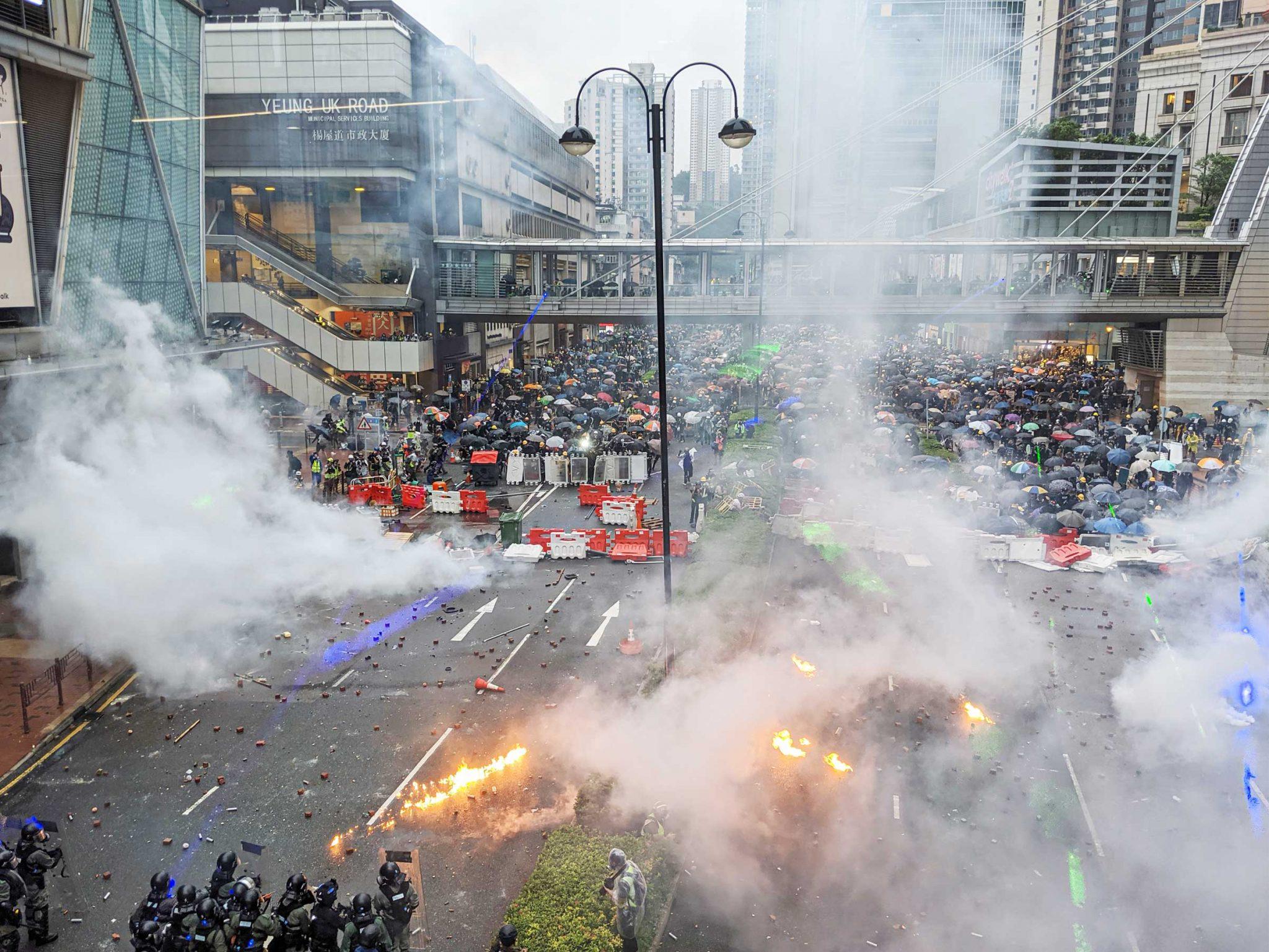 Hong Kong: Ground Zero and a Global Awakening
