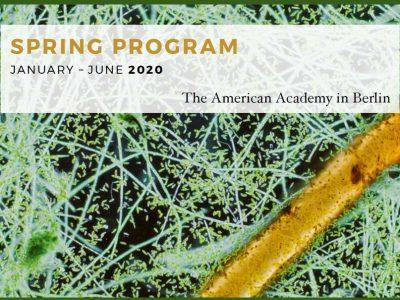 The Spring 2020 Program