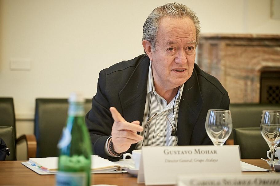 Gustavo Mohar, Senior Associate Americas Program, Center for Strategic and International Studies. Photo: Ralph K. Penno