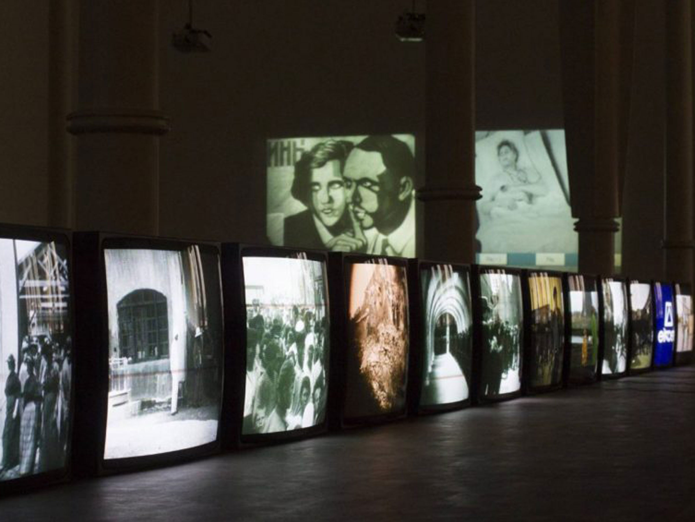 Harun Farocki: Forms of Intelligence between Text and Image