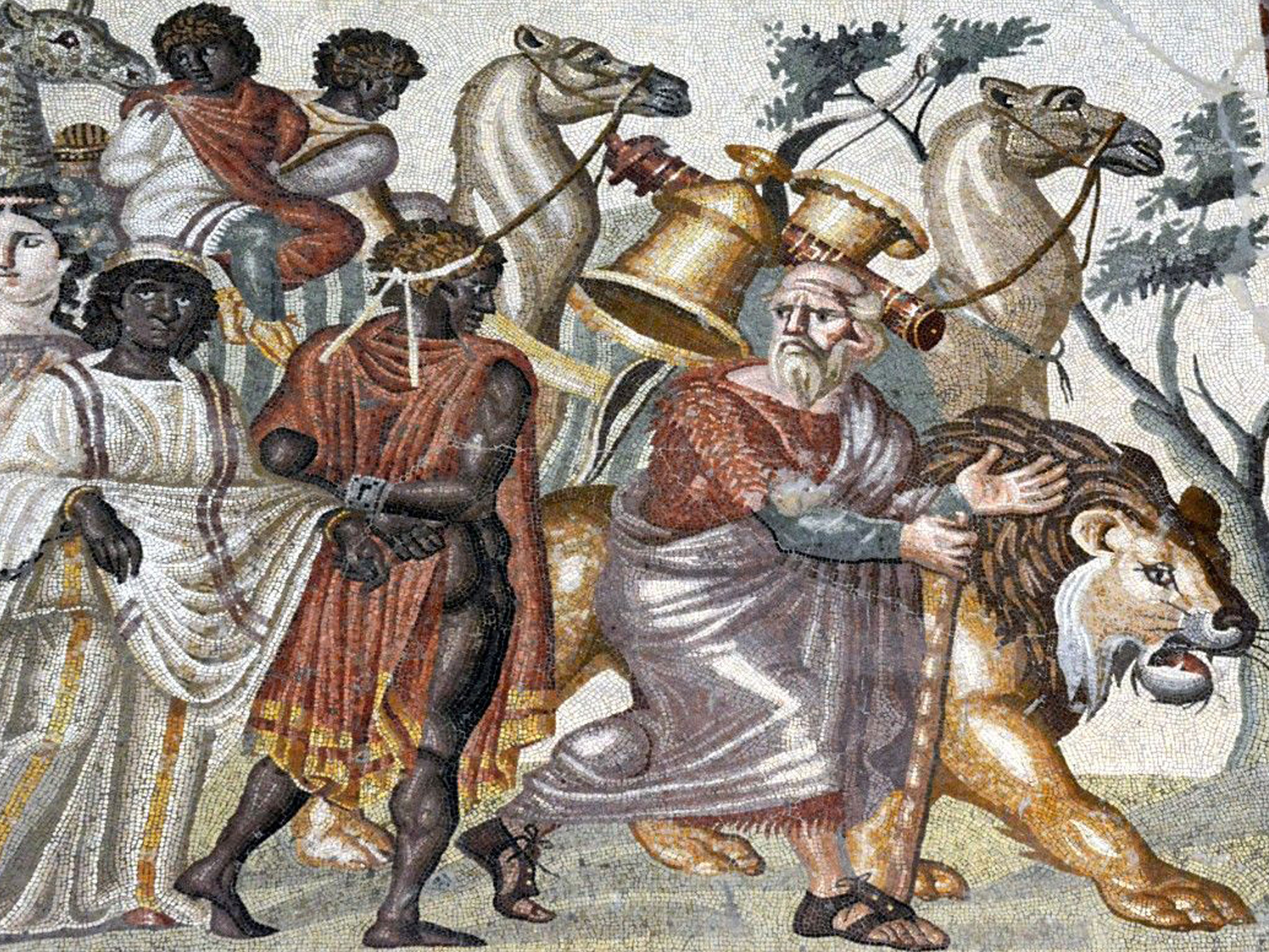 Roman Diversity: Modern Lessons from an Ancient Empire
