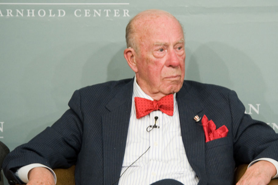 Remembering George P. Shultz (1920-2021)