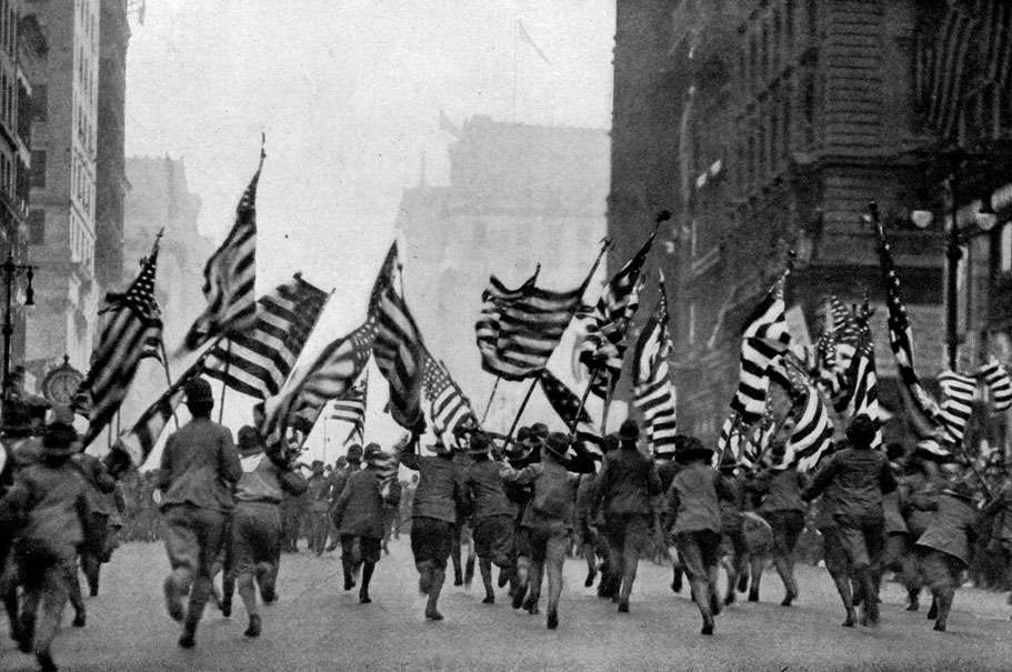 The Worst American Political Violence of the Twentieth Century: The Forgotten Crisis of 1917-1921