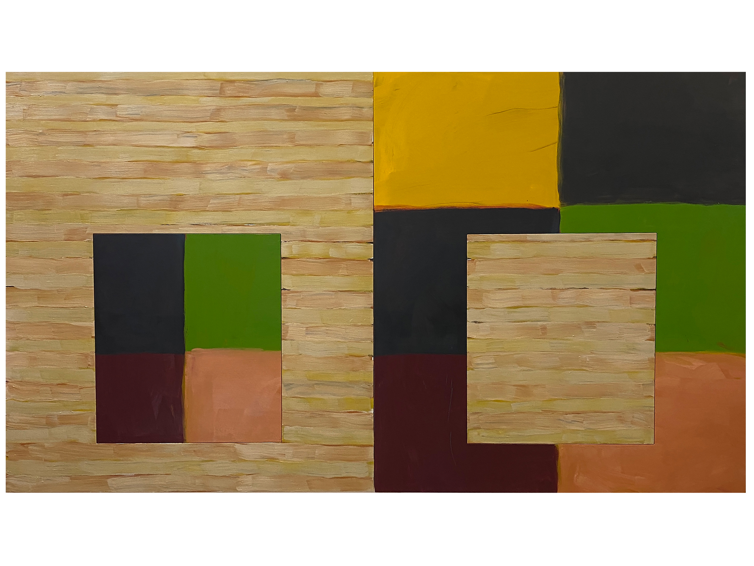 Sean Scully: By Hand