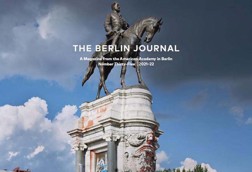 The 2021-22 Berlin Journal