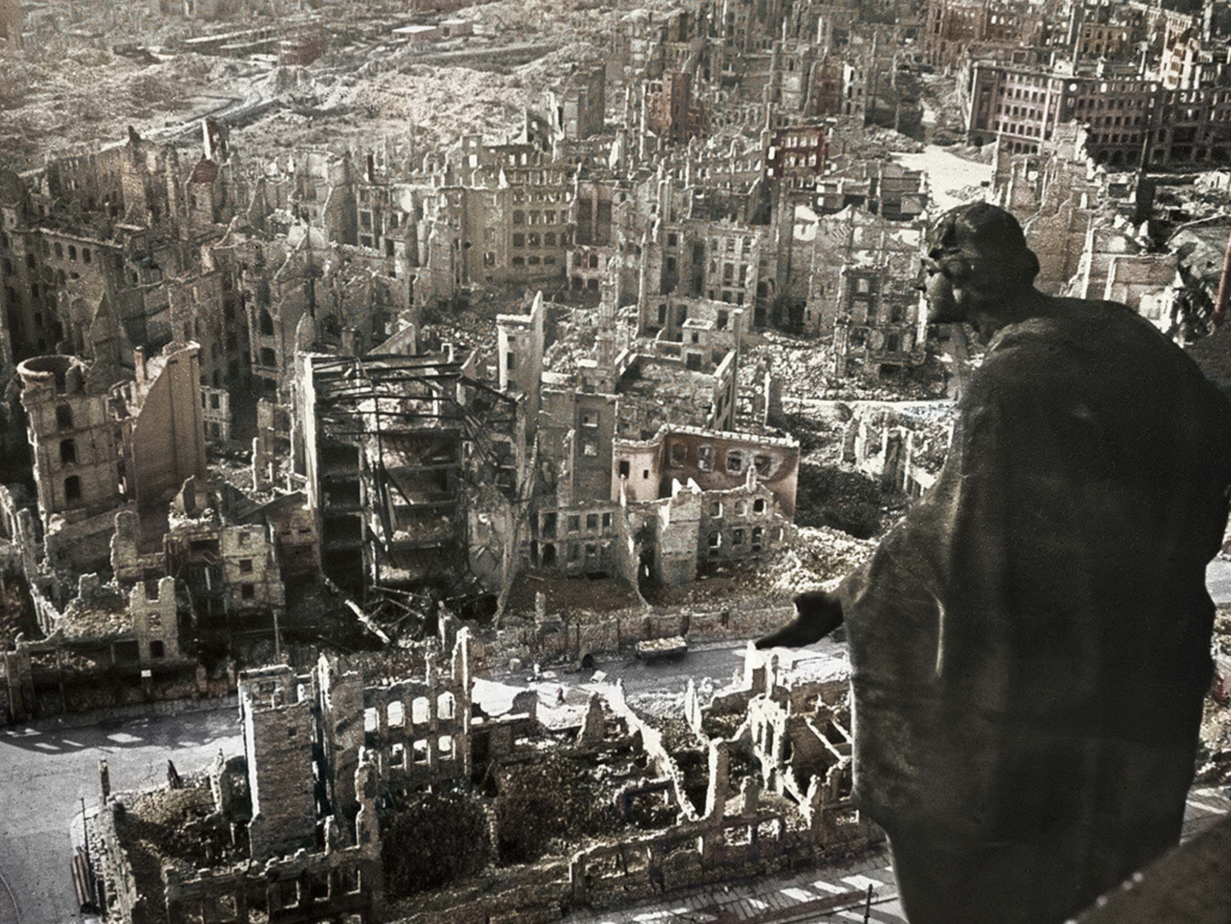 Kurt Vonnegut: How Being in the Firebombing of Dresden as a Prisoner of War Shaped His Vision and Work